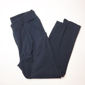 Lululemon joggers dark heather navy size 10